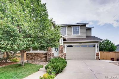 Highlands Ranch Single Family Home Under Contract: 10621 Wildhurst Circle