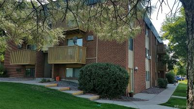 Denver Condo/Townhouse Under Contract: 5995 West Hampden Avenue #F9