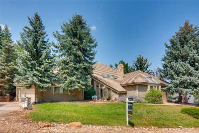 Littleton Single Family Home Active: 7 Red Fox Lane