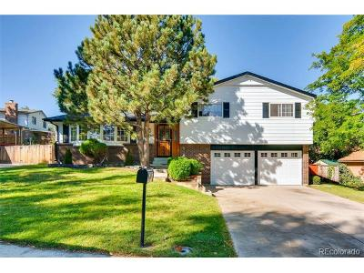 Arvada Single Family Home Active: 9762 Sierra Drive