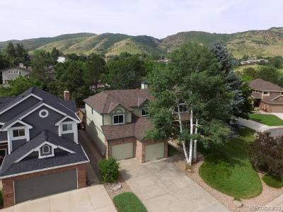 Littleton Single Family Home Active: 9 Paonia