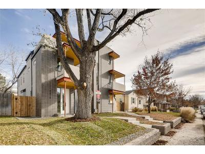 Condo/Townhouse Under Contract: 2416 South Gilpin Street