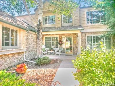 Castle Rock Single Family Home Under Contract: 4910 Golden Valley Trail