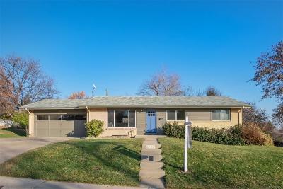 Denver Single Family Home Active: 2722 South Zenobia Street