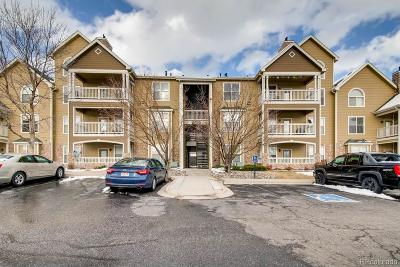 Castle Rock CO Condo/Townhouse Under Contract: $275,000