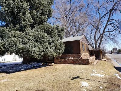 Denver Single Family Home Under Contract: 1198 South Knox Court