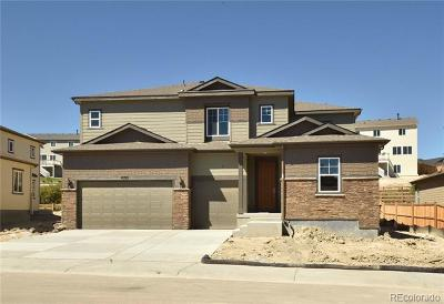 Castle Rock Single Family Home Active: 4105 Spanish Oaks Way