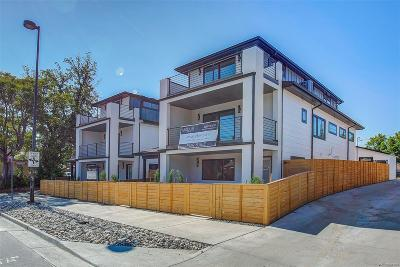 Denver Condo/Townhouse Active: 2334 38th Avenue