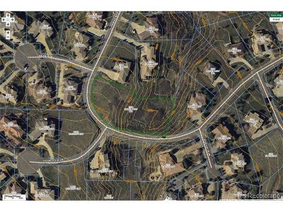 Littleton Residential Lots & Land Active: 7358 Hawk Nest Trail