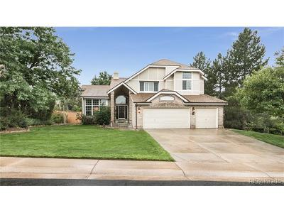 Highlands Ranch Single Family Home Active: 2390 Wynterbrook Drive
