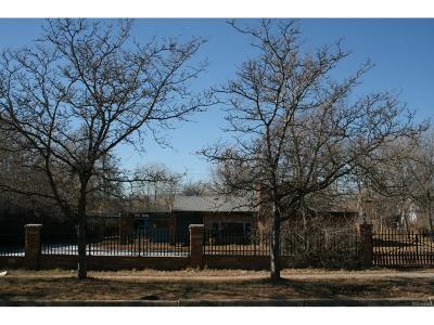 Westminster Single Family Home Under Contract: 7575 Bradburn Boulevard