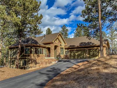 Larkspur CO Single Family Home Active: $729,950