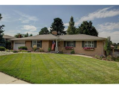 Single Family Home Under Contract: 3653 South Elm Way