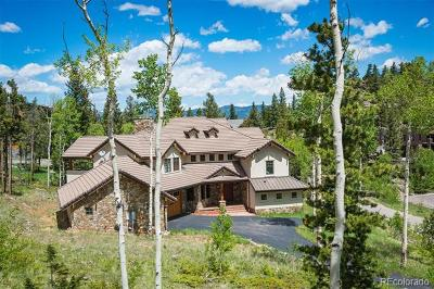 Conifer, Evergreen Single Family Home Active: 81 Outpost Lane