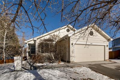 Littleton Single Family Home Under Contract: 9032 Renoir Drive
