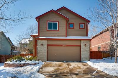 Erie Single Family Home Under Contract: 1340 Stockton Drive
