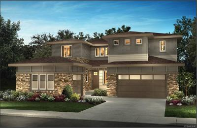 Aurora, Denver Single Family Home Active: 7938 South Jackson Gap Street