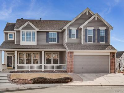 Centennial Single Family Home Active: 20654 East Fair Lane