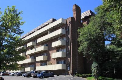 Denver Condo/Townhouse Active: 4110 Hale Parkway #5D