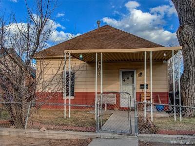 Denver Single Family Home Active: 5040 Fillmore Street