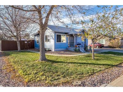 Brighton Single Family Home Under Contract: 415 North 6th Avenue
