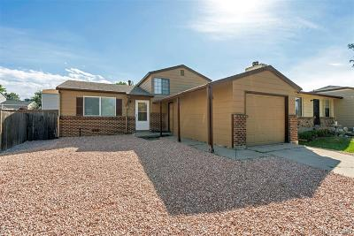 Aurora Single Family Home Active: 16970 East Wagontrail Parkway