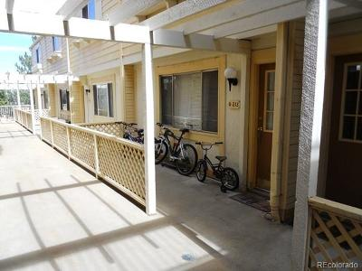 Boulder Condo/Townhouse Active: 3161 Madison Avenue #Q213
