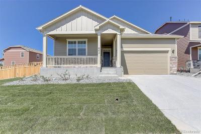 Crystal Valley Ranch Single Family Home Active: 5996 Sun Mesa Circle