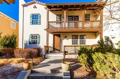 Denver Condo/Townhouse Active: 8863 East 29th Place