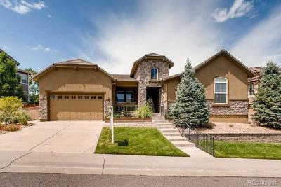 Highlands Ranch Single Family Home Active: 3785 Fairbrook Point