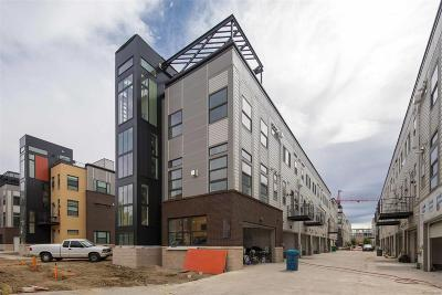 Denver Condo/Townhouse Active: 1576 Quitman Street