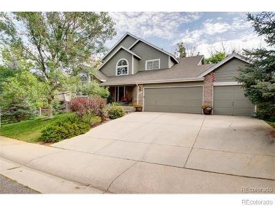 Highlands Ranch Single Family Home Active: 9664 Chanteclair Circle