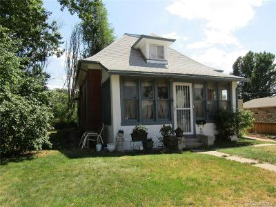 Englewood Single Family Home Active: 950 East Dartmouth Avenue