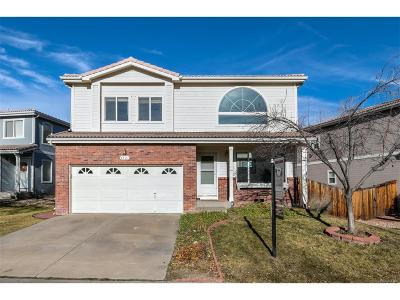 Highlands Ranch Single Family Home Under Contract: 4921 Waldenwood Drive