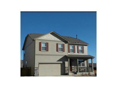 Lochbuie Single Family Home Active: 527 Hermosa Street
