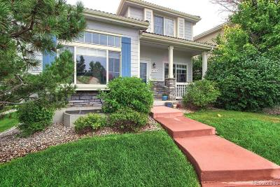 Broomfield Single Family Home Under Contract: 4737 Spyglass Drive
