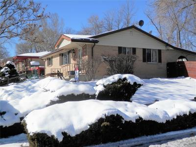 Denver CO Single Family Home Active: $272,500
