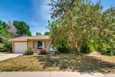 Thornton Single Family Home Active: 2583 East 98th Place