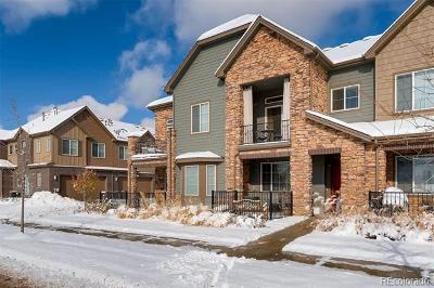Littleton Condo/Townhouse Active: 580 East Dry Creek Place