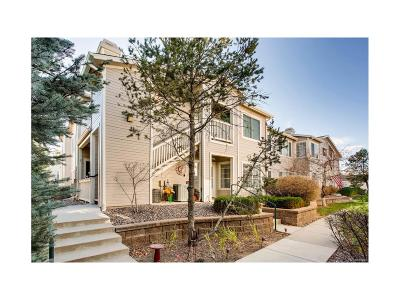 Highlands Ranch Condo/Townhouse Under Contract: 8450 Little Rock Way #102