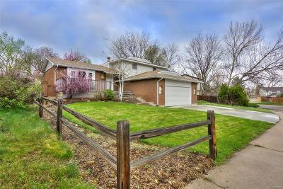 Single Family Home Active: 4861 South Arbutus Street