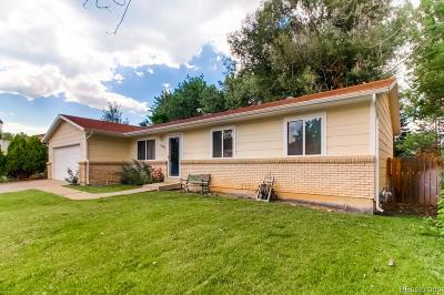 Arvada Single Family Home Active: 9567 West 75th Way