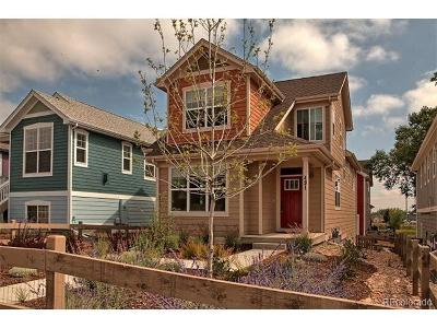 Lafayette Single Family Home Active: 491 Murphy Creek Drive