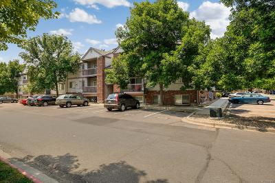 Arvada Condo/Townhouse Under Contract: 10734 West 63rd Place #106