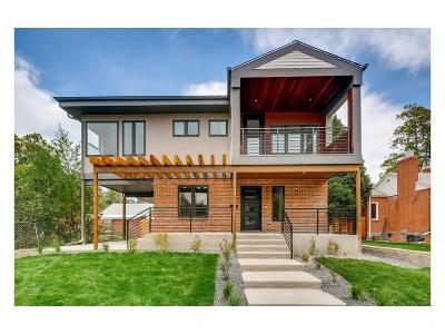 Denver Single Family Home Under Contract: 3835 West Byron Place