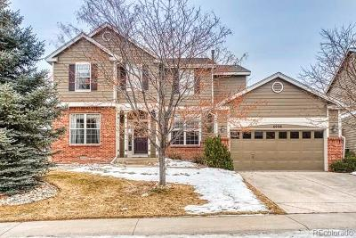 Castle Pines Single Family Home Active: 6998 Daventry Place