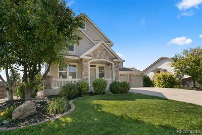 Longmont Single Family Home Active: 2351 Tyrrhenian Drive