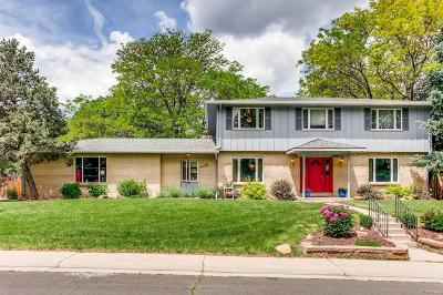 Golden Single Family Home Under Contract: 2961 Joyce Way