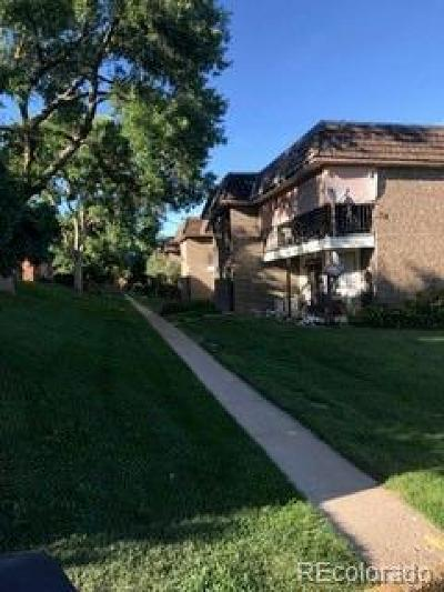 Denver Condo/Townhouse Active: 4569 South Lowell Boulevard #B