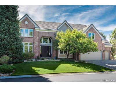 Highlands Ranch CO Single Family Home Active: $1,190,000